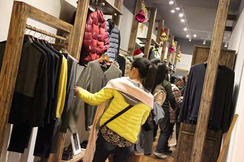 提升服装店铺有效进店数