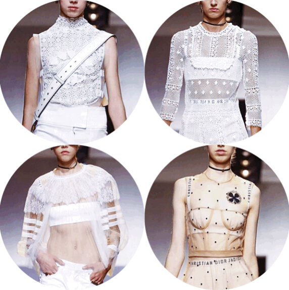 Christian Dior 2017春夏