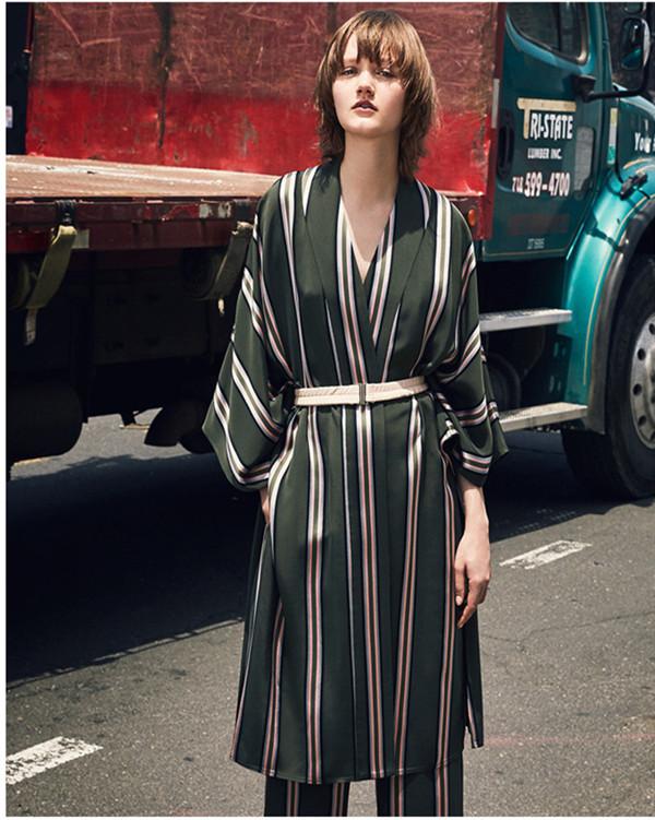 2018春夏女装款式流行预测 个性女士