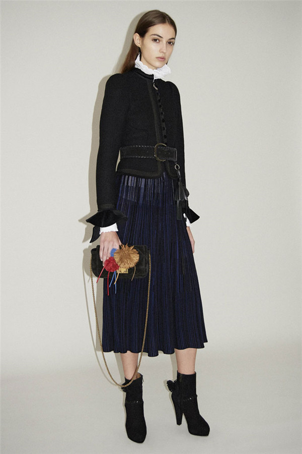 针织服装系列设计