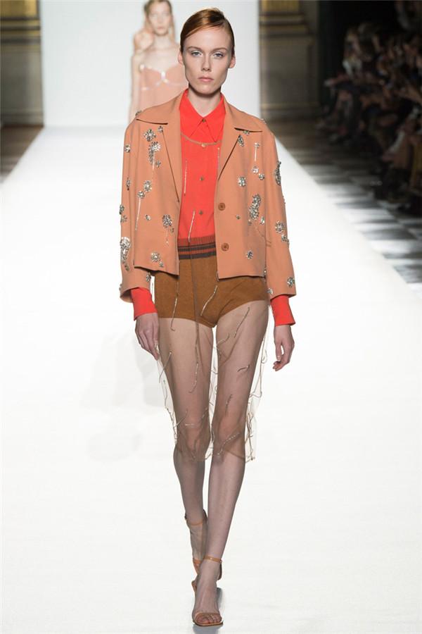 法国设计师品牌Dries Van Noten 2018春夏系列时装秀