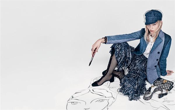 Dior(迪奥)2018春夏大片