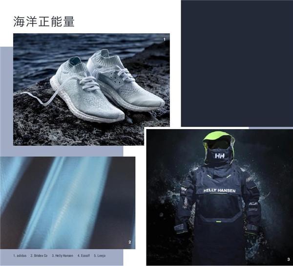 2019春夏运动面料流行趋势
