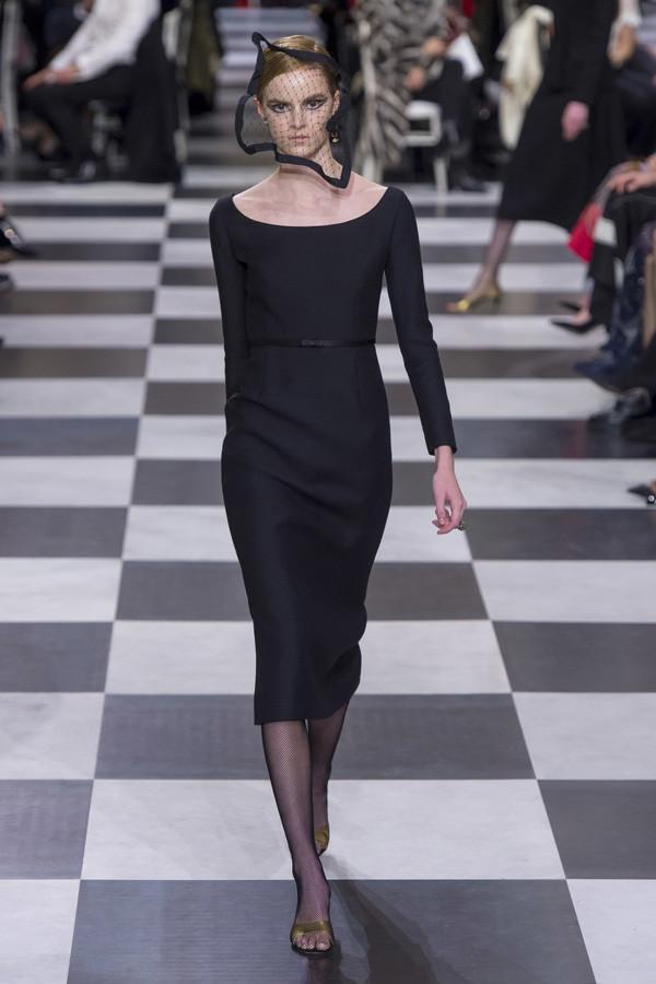 Christian Dior 2018春夏高级定制秀