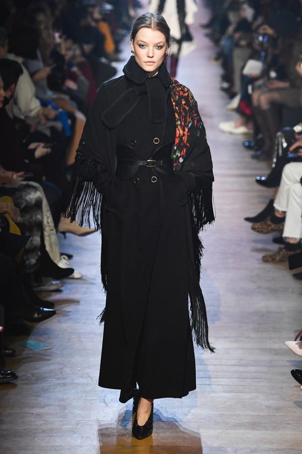 Elie Saab 2018秋冬系列时装秀