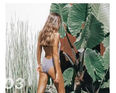 2019春夏女士泳装流行趋势预测:寻同