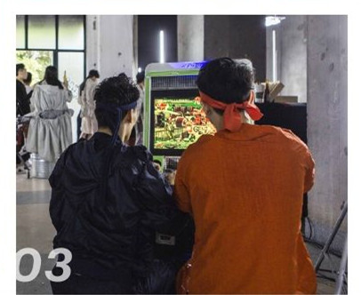 2018/19秋冬中国地区流行色彩:同相融