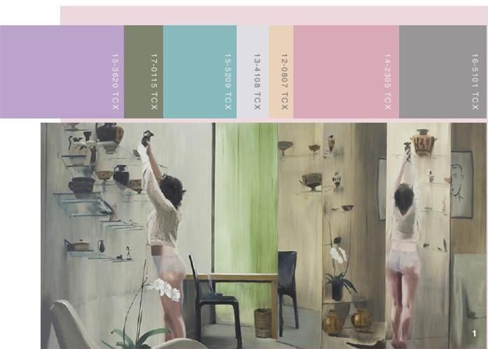 2019春夏,年轻女士大爱这些色!甜美vs妩媚你更爱哪个?