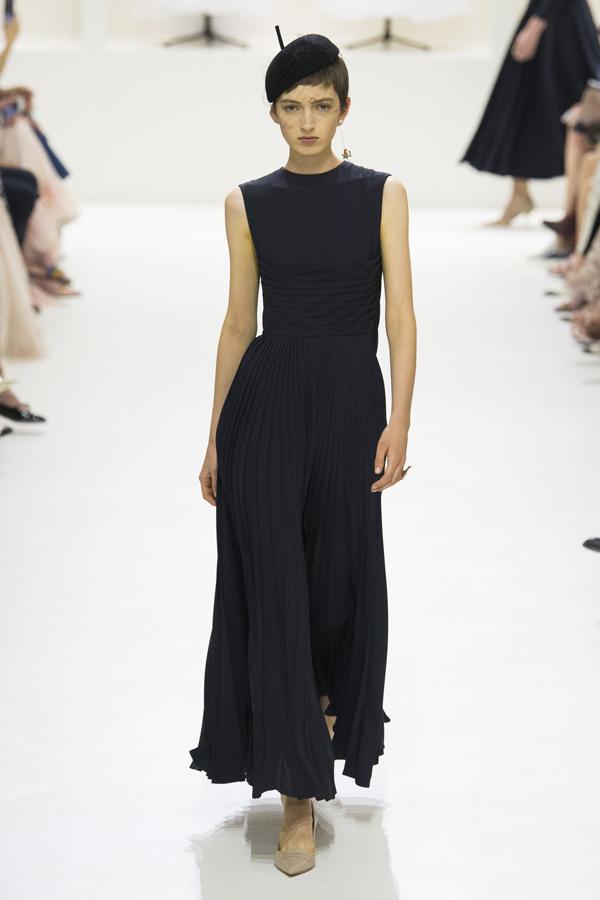超现实主义 Christian Dior 2018秋冬高定时装秀