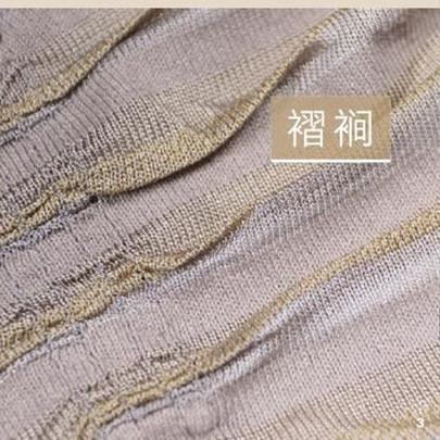 奢华做旧  2018/19秋冬女士针织趋势(下)
