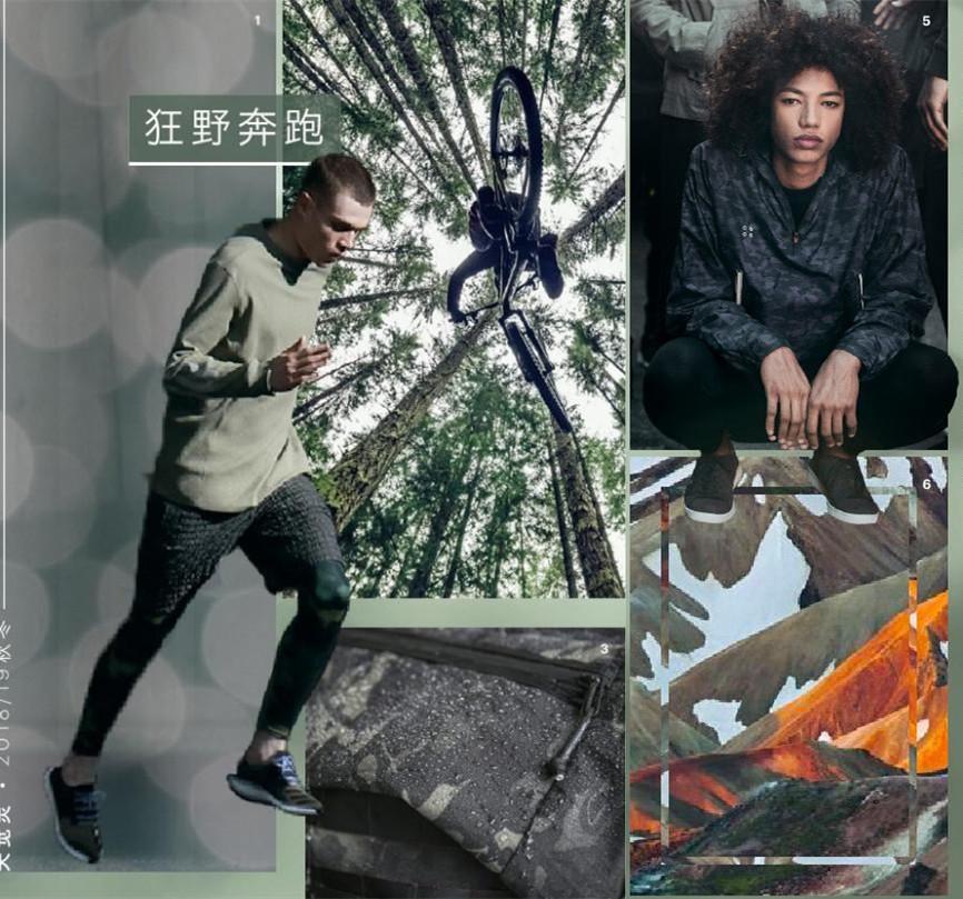 2018/19秋冬运动装趋势(下):可持续再生设计