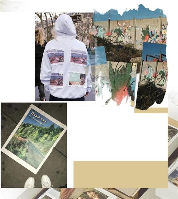 细腻古老的魅力,2019/20秋冬女装印花&图像趋势