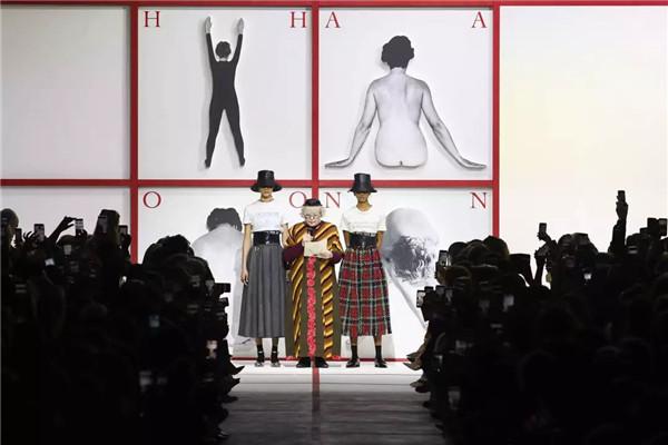 Dior 2019秋冬巴黎时装大秀