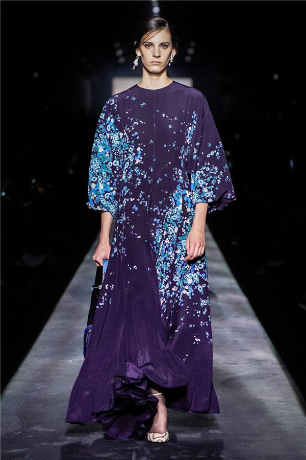 Givenchy 2019秋冬巴黎時裝周