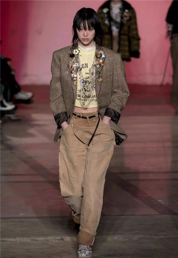 无性别主义盛行,2019女装流行趋势